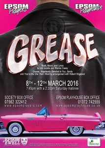 Grease Spring 2016