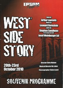 West Side Story October 2010