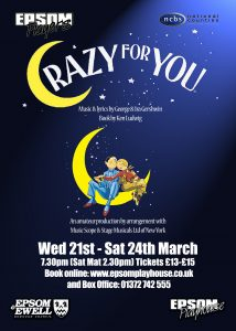 Crazy For You March 2012