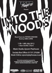 Into the Woods July 2012