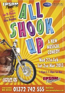 All Shook Up February 2013