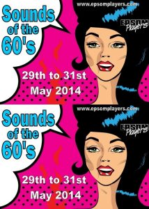 Sounds of the 60's May 2014
