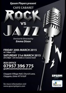 Rock vs Jazz March 2015