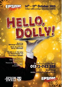 Hello Dolly October 2015