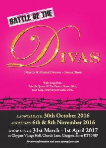 Battle Of The Divas Spring 2017