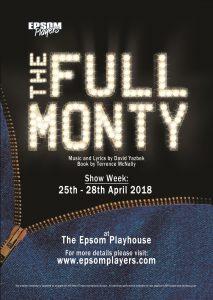 The Full Monty Spring 2018